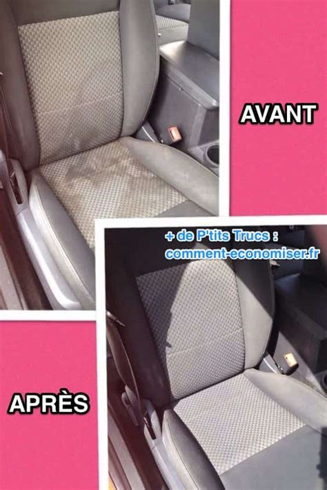 comment nettoyer siege auto comment nettoyer facilement vos sièges de voiture
