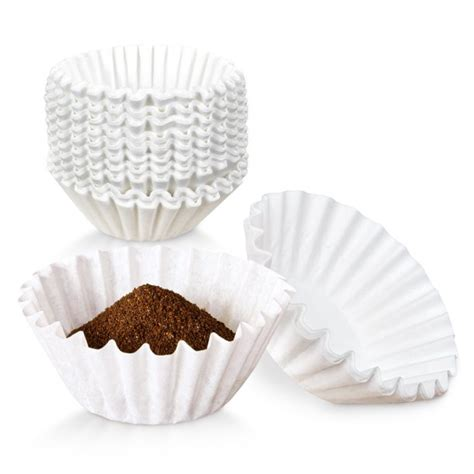These organic compounds, present in unfiltered coffee have antiinflammatory properties. 500 Pack Coffee Filters 8 to 10 Cups Size - White Bunn 20016 Decanter Style Brewer - Large ...