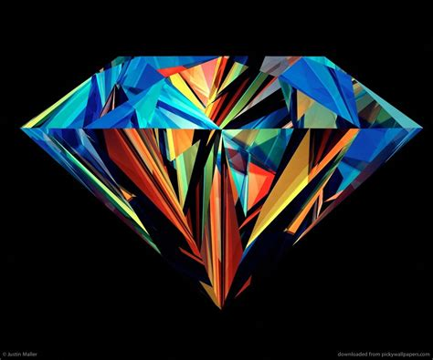 Diamond Co Wallpaper Wallpapersafari