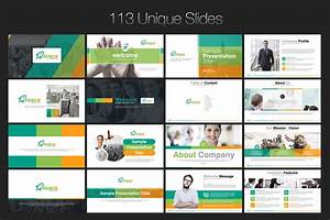 Startup Business - Presentation PowerPoint Template #67446