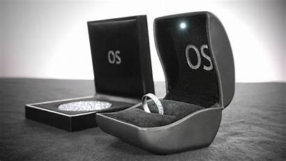 Osmium Ring Metal Industry Diamond Global Precious