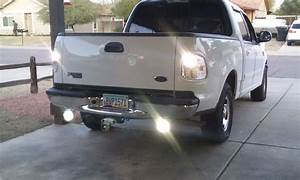 Reverse Light Wiring In 2014 F150  For Led Light Bar Install - Ford F150 Forum