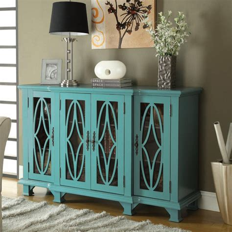 kitchen accent furniture teal blue accent cabinet modern kitchen cabinetry by dexter sykes