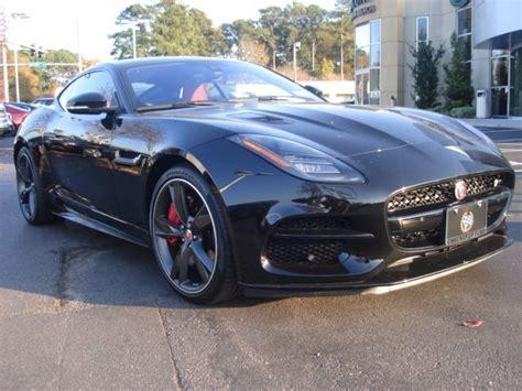 New 2018 Jaguar Ftype R 2d Coupe In Virginia Beach
