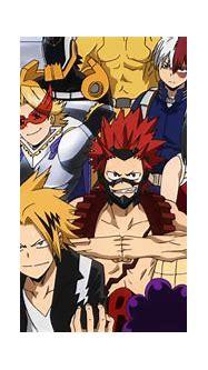 Which Boku no Hero Academia Class 1-A Hero Are You ...