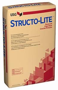 USG Structo-Lite® Basecoat Plaster