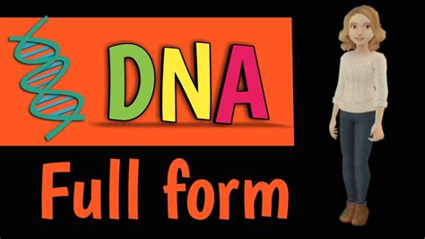 dna full form youtube