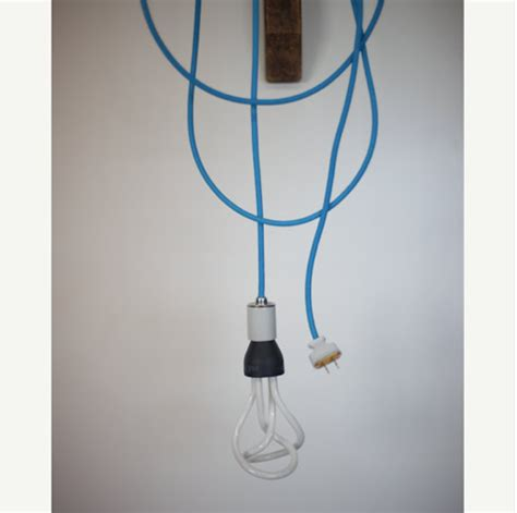 pendant l with color cloth cord grassrootsmodern