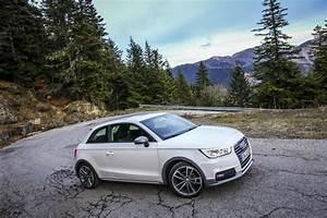 Essai Audi A1 : albums photos audi a1 restyl e 2014 essai ~ Medecine-chirurgie-esthetiques.com Avis de Voitures