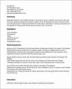 carpet installer job description wwwredglobalmxorg With flooring resume
