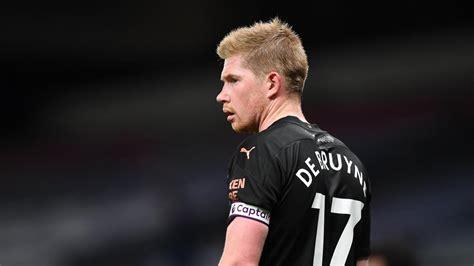 Ligue des champions: Kevin De Bruyne laissé au repos pour ...