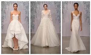 monique lhuillier 2016 bridal fall wedding dresses With best wedding dresses 2016