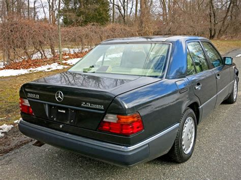 10 vehicles matched now showing page 1 of 1. 1992 Mercedes 300D Turbo Diesel One Senior Owner for sale: photos, technical specifications ...
