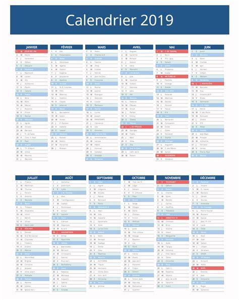 calendrier vacances scolaires calendar printable