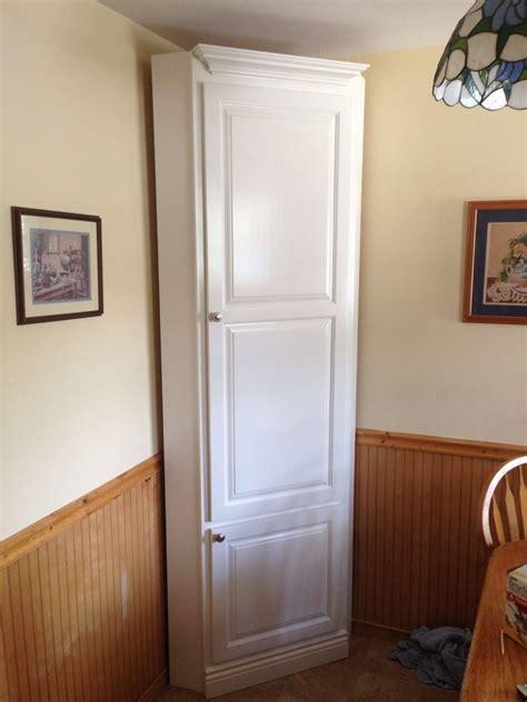 custom  corner cabinet  cla woodworking custommadecom
