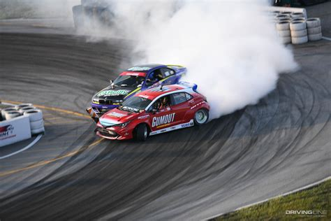 Formula Drift 2020 St. Louis Round 1 & 2: Event Results ...