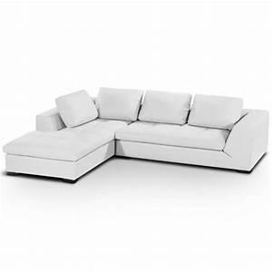 Ikea Canapé Cuir : photos canap d 39 angle cuir blanc ikea ~ Teatrodelosmanantiales.com Idées de Décoration
