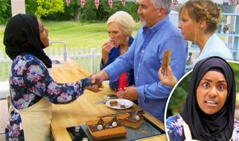 Great British Bake Off Judge Paul Hollywood Leaves Nadiya
