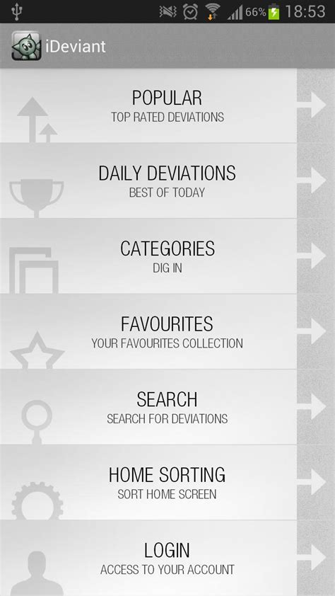ideviant  android apk