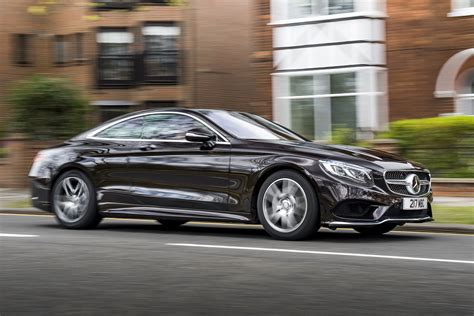 Mercedes S Class Picture by Mercedes S500 Coupe Review Pictures Auto Express