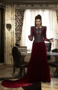 Once Upon a Time Evil Queen Regina Red Dress