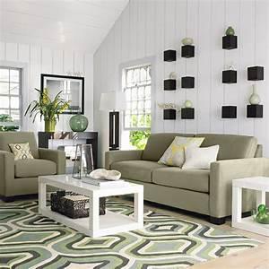 Tapis De Salon Moderne : tapis salon moderne tendances accueil design et mobilier ~ Teatrodelosmanantiales.com Idées de Décoration