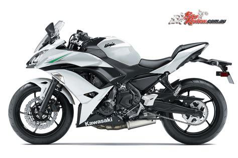 2017 Kawasaki Ninja 650 & 650L