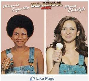 Maya Rudolph paying tribute to her mother Minnie Ripperton ...