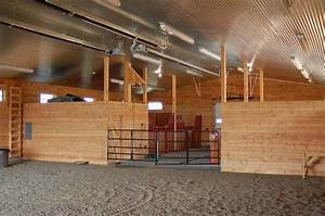116 best images about my future horse barn on pinterest With covered horse stalls