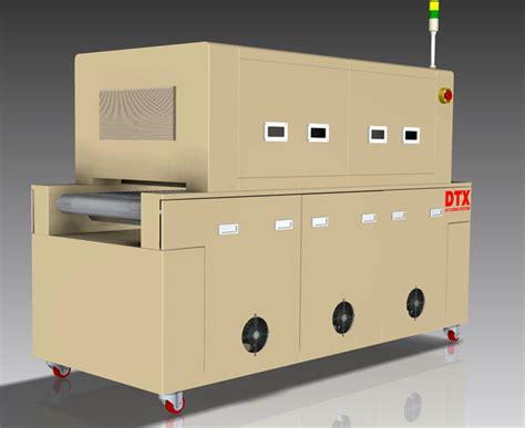 uv경화기 uv건조기 컨베이어형 uv조사기 uv cure conveyor 디티엑스 dtx