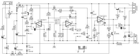 va adjustable bench power supply