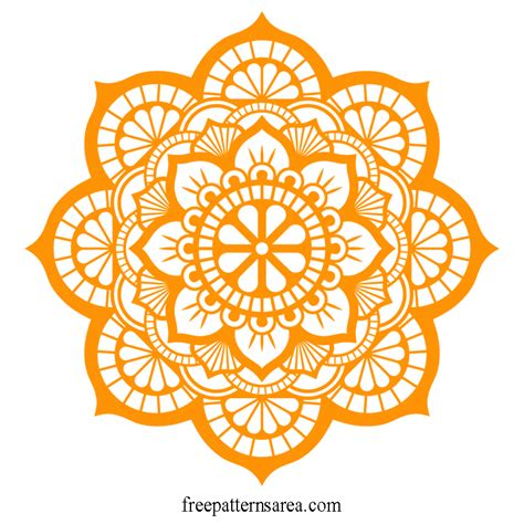 An index of cricut resources & how to's. View Mandala Free Svg File Gif Free SVG files   Silhouette ...