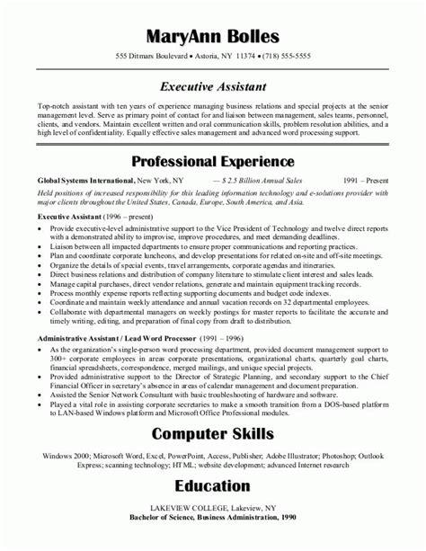 administrative assistant resume  resume cv design