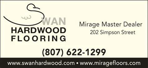 Swan Hardwood Flooring   Thunder Bay, ON   202 Simpson St