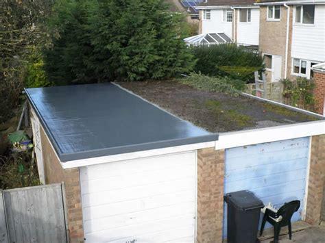 fibreglass garage roof  seasons roofing