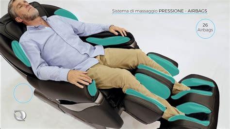 Poltrona Di Massaggio Samsara (italiano)
