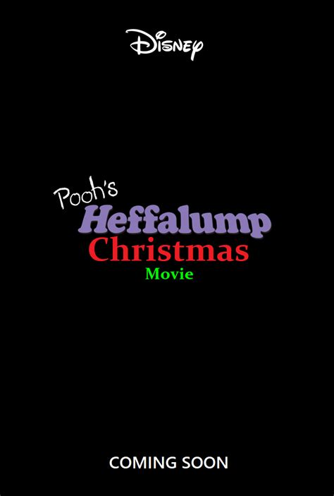 poohs heffalump christmas   film idea wiki