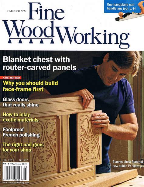 fine woodworking magazine index wooden plans