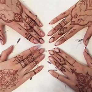 Henna Selber Machen : tatuajes de henna todo lo que tenemos que saber sobre ellos ~ Frokenaadalensverden.com Haus und Dekorationen