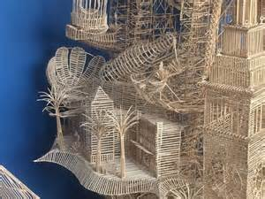 Toothpick San Francisco Exploratorium