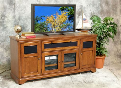Tv Credenzas by Dcv 7434 Tv Stand For Large Flat Panel Televisions