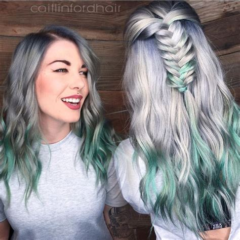 Best 25 Silver Hair Dye Ideas On Pinterest Grey Hair