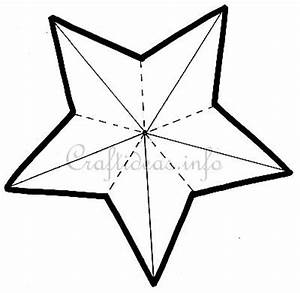 5 Point Star Template