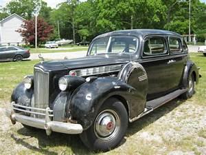 1940 Packard Super 8 Four-door Touring Sedan