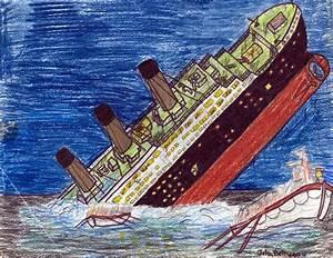 Titanic Sinking Drawing | www.pixshark.com - Images ...