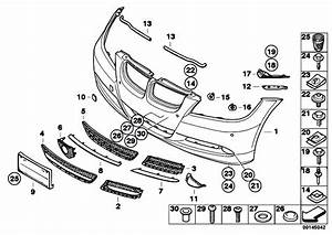 Original Parts For E90 320i N46n Sedan    Vehicle Trim