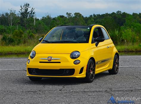 2016 Fiat 500c by 2016 Fiat 500c Abarth Cabrio Spin