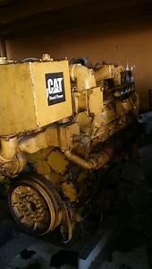 Cat 3408 Industrial Engines