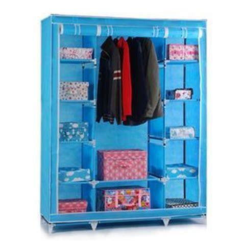 yohere bedroom folding non woven fabric wardrobe