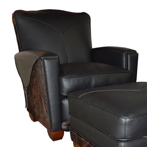 Chaps Cowhide Chair